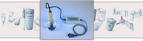 Electroconductivity sensor